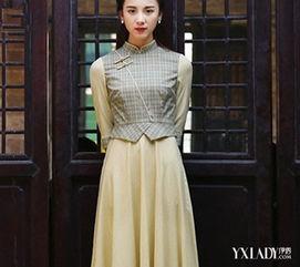 优雅少妇旗袍写真 变身古典气质美女