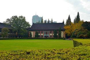 南京城区主要景点介绍