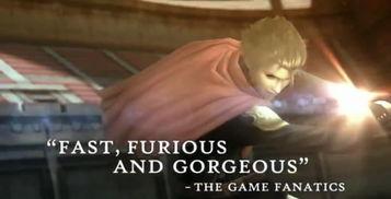最终幻想 零式HD Final Fantasy Type 0 HD 最新宣传视频 战斗场景展示