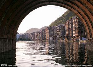 桥诘圣喝尿照片-镇远祝圣桥图片