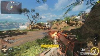 使命召唤12 黑色行动3 猎奇BUG 玩家解锁开发中武器装备