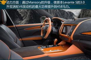 ...7日内瓦车展 Mansory改装款Levante