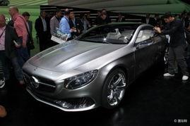 法兰克福车展上展出的奔驰S级Coupe什么是奔驰S级Coupe车型?-奔...