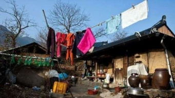...一组韩国普通的农村民居照片.图为韩国平均水平的农村民家.-日本...