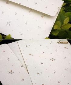 麻布时光 中国古风情书信纸套装传统复古 唯美典雅书信古典热卖
