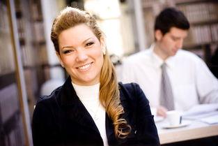 自信笑容的白领图片素材 图片ID 136013 商务人士 人物图片