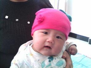 有谁家宝宝歪脖子吗