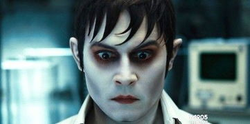 《黑影》里的吸血鬼造型-盘点 杰克船长 约翰尼 德普银幕形象