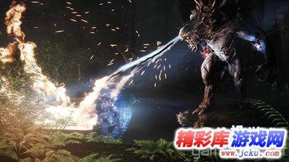 星际猎人粉碎外星怪兽 进化 新演示 6