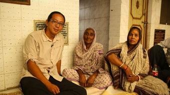 印度寡妇村 印度寡妇们的 罪与罚 高清组图
