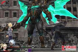 ...年最佳游戏混沌指环Chaos Rings游戏Boss截图-玩乐不断 2010最佳...
