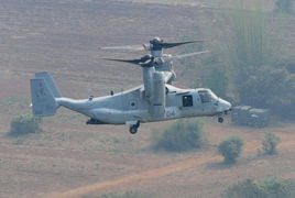 军事视频常用的纯音乐-美军MV-22鱼鹰战机首次参加金色眼镜蛇军演