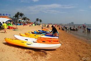 东戴河海边度假是在选择一种生活方式 十.一小长假的精彩
