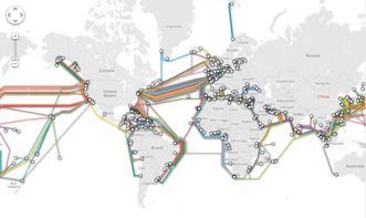 ... 2016全球海底光缆年复合增长率达9.87