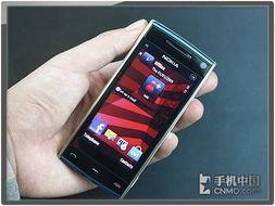 诺基亚X6-00正面图-旗舰清仓甩卖 值得出手的超值手机