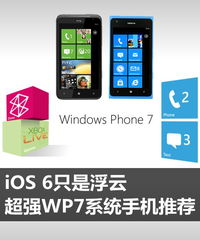...云 超强WP7系统手机推荐
