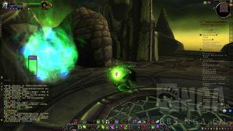 魔兽8.0测试中的术士绿火任务