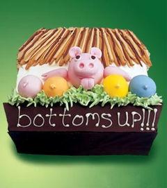 ...能喝了,用这款蛋糕暗示他,别太贪...