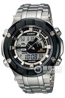 ...CasioEDIFICE系列银灰圆形表盘直径36 39毫米手表 多少钱 怎么样 ...