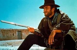 有哪些类似 黄金三镖客 之类的经典西部片推荐