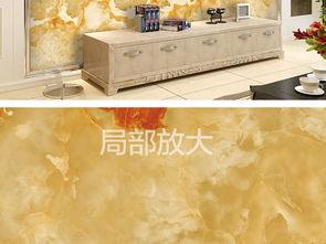 客厅电视墙瓷砖大理石纹背景墙海洋地图