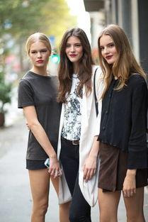 slavesmart.tumblr-2015秋冬米兰时装周 街边的时尚