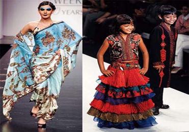 印度时尚 世界时尚下一站 印度
