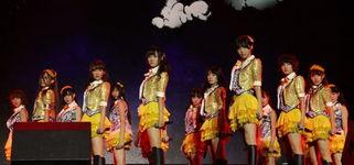 SNH48广州万人演唱会落幕 创下多个纪录