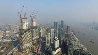 博雅乐山棋牌2.1.0803-这是12月1日航拍的北外滩星港国际中心工地.近日,上海最高