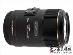 适马镜头 支持光学防抖,适马105mm f 2.8微距镜头