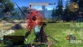 刀剑神域 虚空领悟 游戏截图