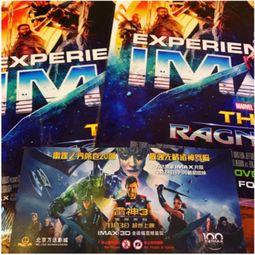 ...弟情死神海拉、武神瓦尔基里获赞连连-雷神3 万达20城IMAX片段超...
