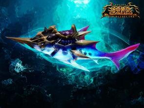 两栖特种兵 神鬼传奇 深海幽影金刚鲨华丽登陆