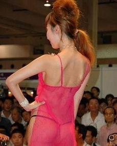 实拍亚洲成人博览会 大尺度让人脸红心跳啊