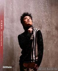 北京电影学院帅哥宫正楠第一套写真