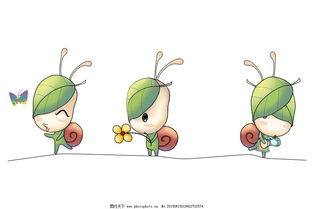 卡通图片素材-可爱动画