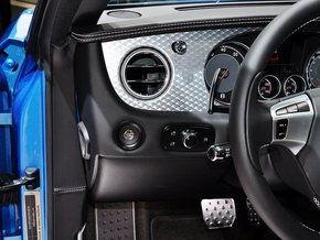 新款宾利欧陆GT内饰中控-宾利欧陆GT灵动轿跑 倾城首发配置升级