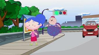 马路上踢球-交通意外随时来临 如何应对