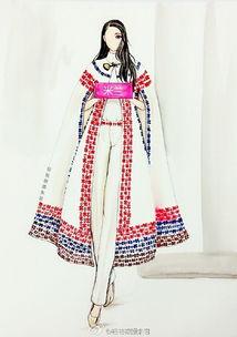 ... 设计 手绘 礼服 素描 手稿 铅笔画 设计图 婚纱 唯美 草稿 草图 (440x...