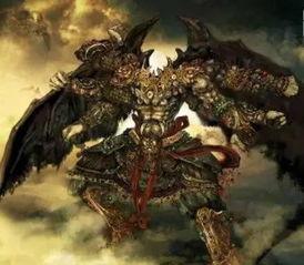 神魔年代记-...上古时代的9大魔神