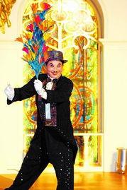 九岁魔法师-...姓故事 69岁魔术师的艺术人生