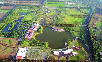 上海浦江郊野公园【奇迹花园】游玩攻略