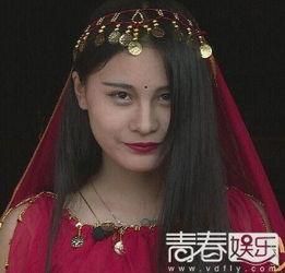 韩安冉 变形计杨馥宇