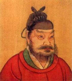 后晋高祖石敬瑭画像-20个历代帝王惊人之最,你知道几个