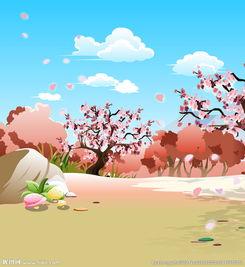 【帅哥野外风景背景图】动漫帅哥背景图-动画场景图片