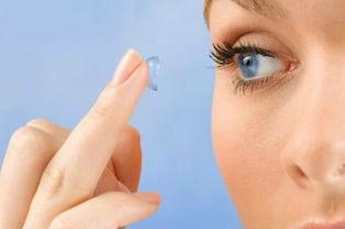 隐形眼镜十大品牌排行榜