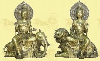 千手观音雕塑 中国