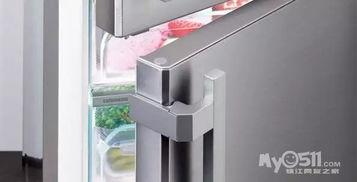利勃海尔LIEBHERR SBS7262双门对开冰箱说明书