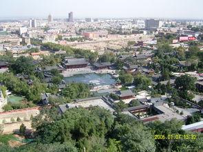 华清池俯视 黄杰2009的相册 陕西展区