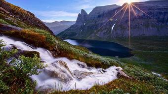 自然山水风景图片壁纸